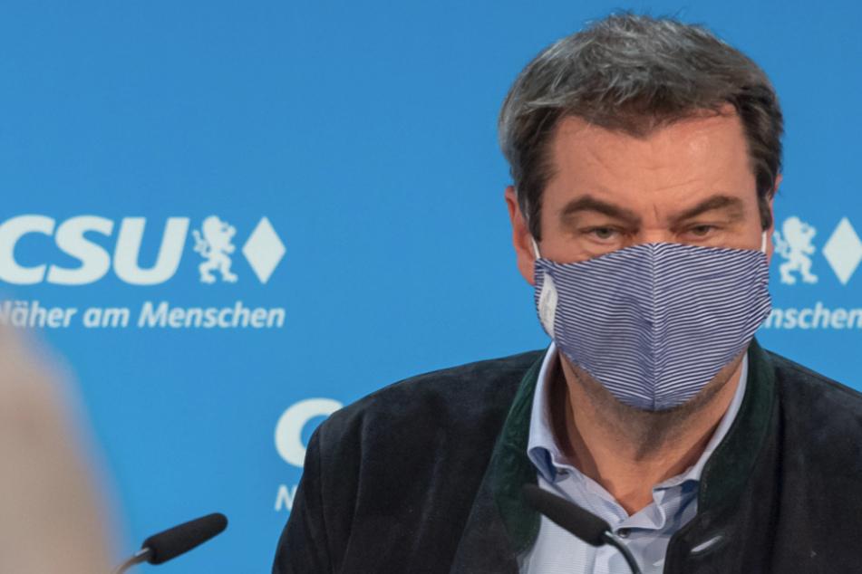 """Der omnipräsente Markus Söder in Corona-Krise: """"Zu viel des Guten""""?"""