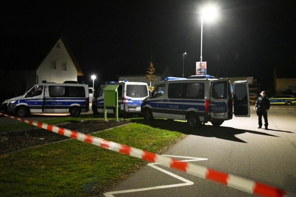 """Attacke mit """"beilähnlichem Gegenstand"""": SEK nimmt Mann fest"""