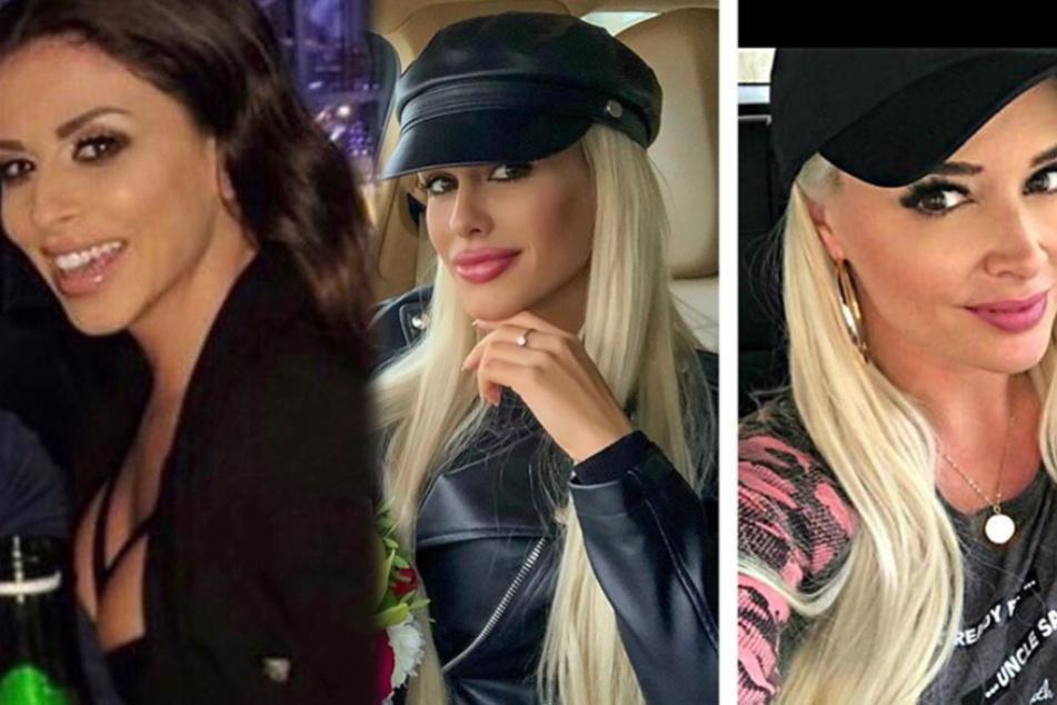 Daniela Katzenberger ist Zwilling und Doppelgängerin auf der Spur