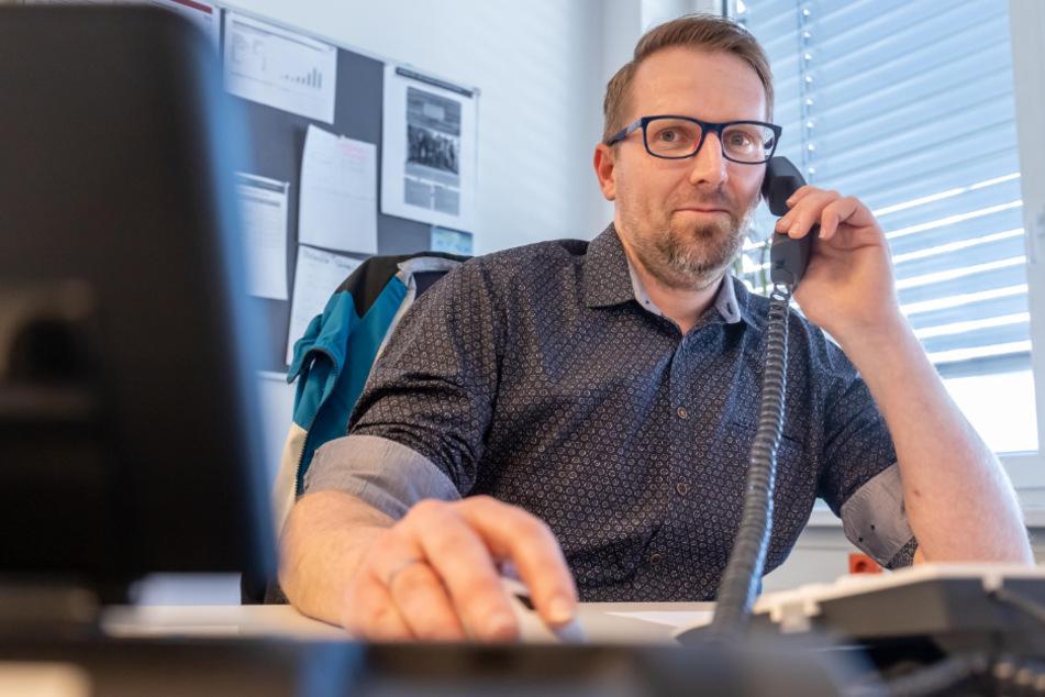 Chemnitz: Wegen Corona-Krise: Anruf-Alarm in der Arbeitsagentur!