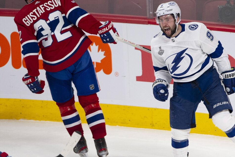 Stanley Cup Final: The Lightning is one win away from sweeping the Habs for their second cup in a row!