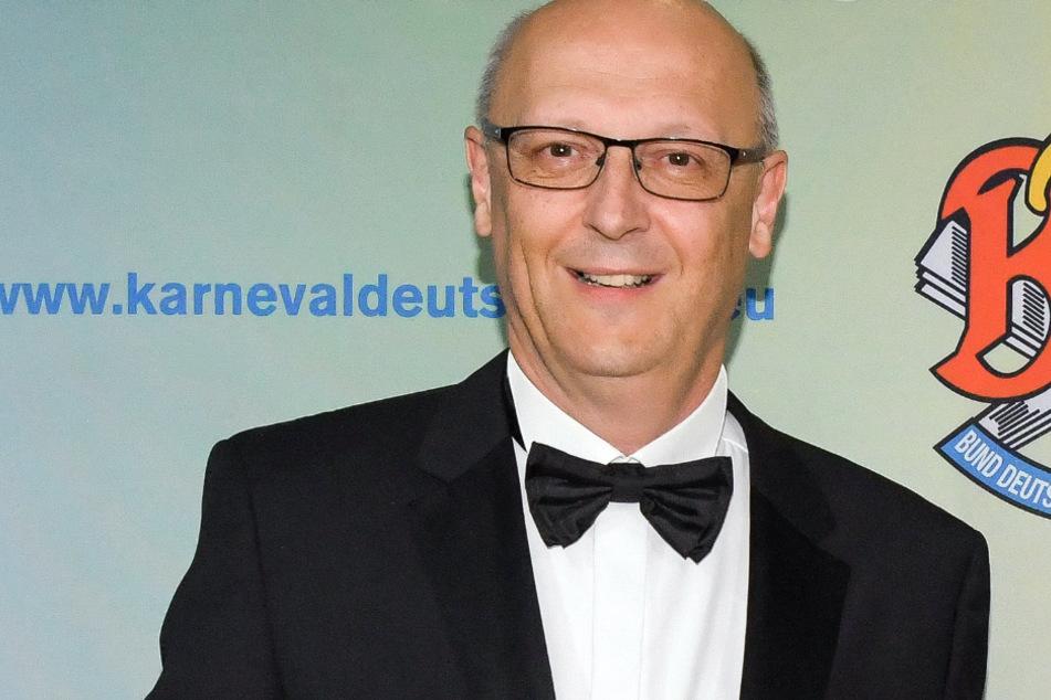 Klaus-Ludwig Fess, Präsident vom Bund Deutscher Karneval (BDK) (Archiv).