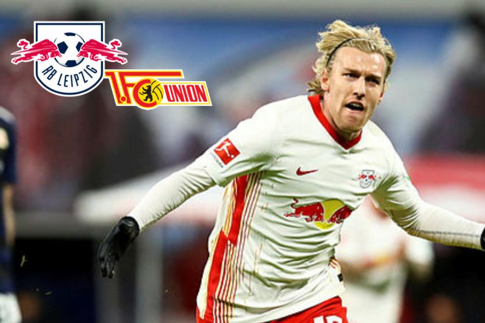 Hinrunden-Vizemeister! Joker Forsberg sichert RB Leipzig Heimsieg gegen Union Berlin