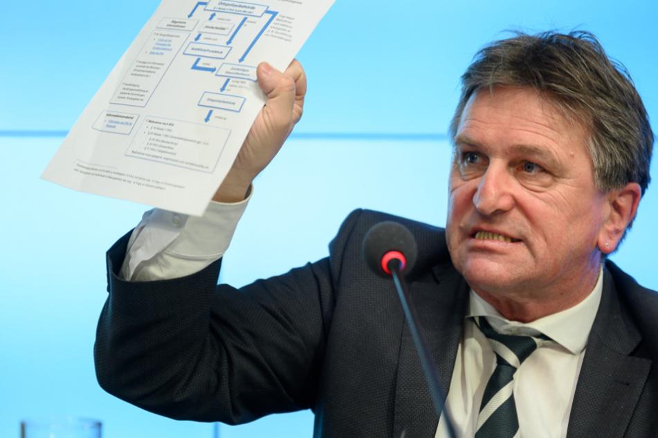 Gesundheitsminister Manne Lucha muss in Quarantäne
