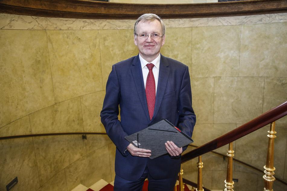 Ordnungsbürgermeister Detlef Sittel (53, CDU) begrüßt die sachsenweit einheitlichen Regelungen.