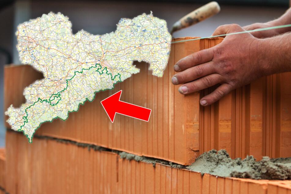 In diesen sächsischen Gebieten müssen Hausbauer bald tiefer in die Tasche greifen: Das ist der Grund