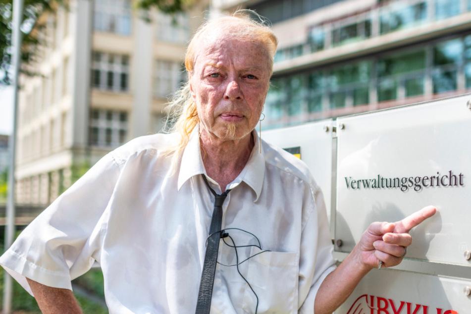 """""""Ich will auf die Liste!"""": DJ Geyer verklagt Chemnitz wegen OB-Wahl"""