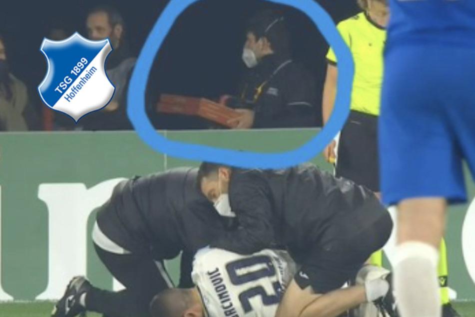 Kurios! Pizzalieferant bei Hoffenheims Geisterspiel in Villarreal