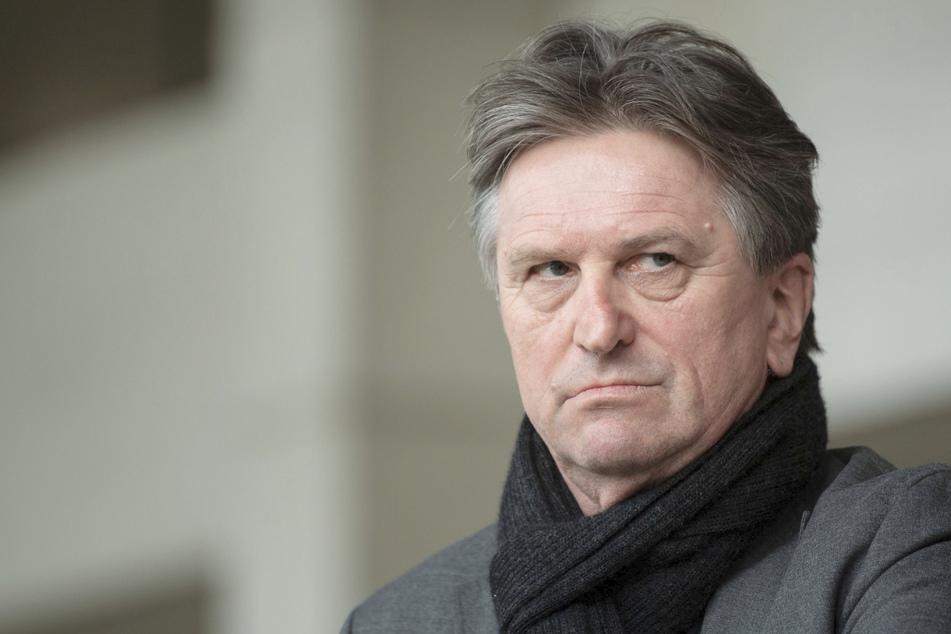 Baden-Württembergs Gesundheitsminister Manne Lucha (60, Grüne).