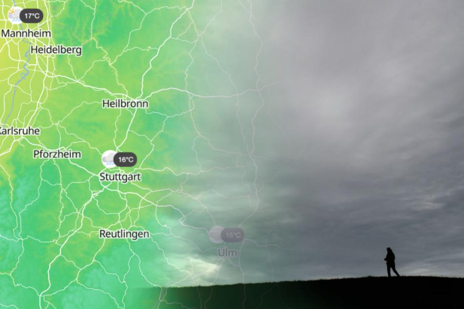 Trübe Aussichten: So wird das Wetter in Baden-Württemberg