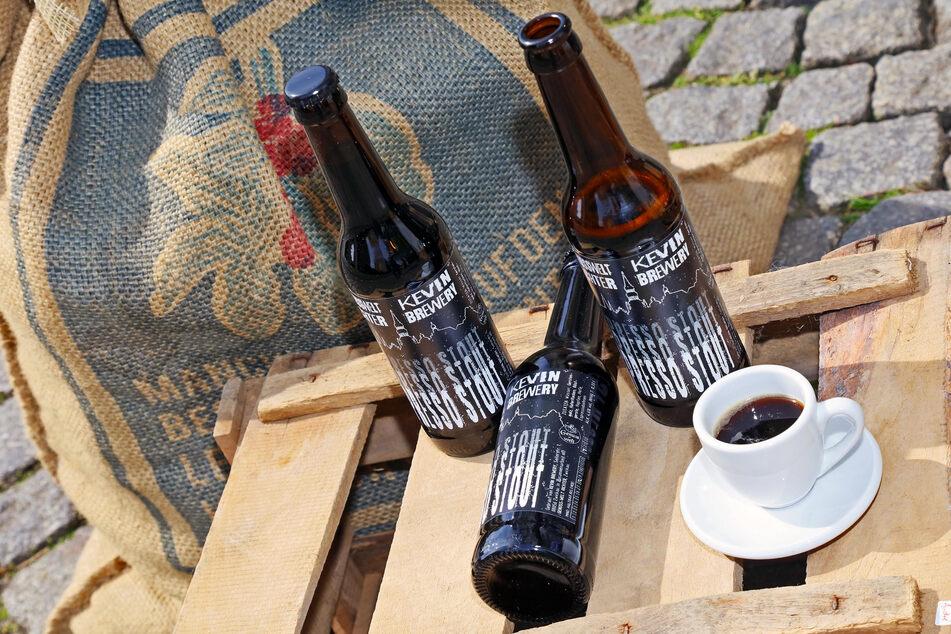 Die Bier-Kreation ist in der Genuss-Welt am Alten Steinweg erhältlich.