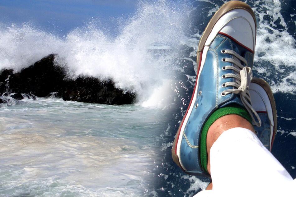 Meeresspiegel steigt bedrohlich! Ist die Küste bald verschwunden?