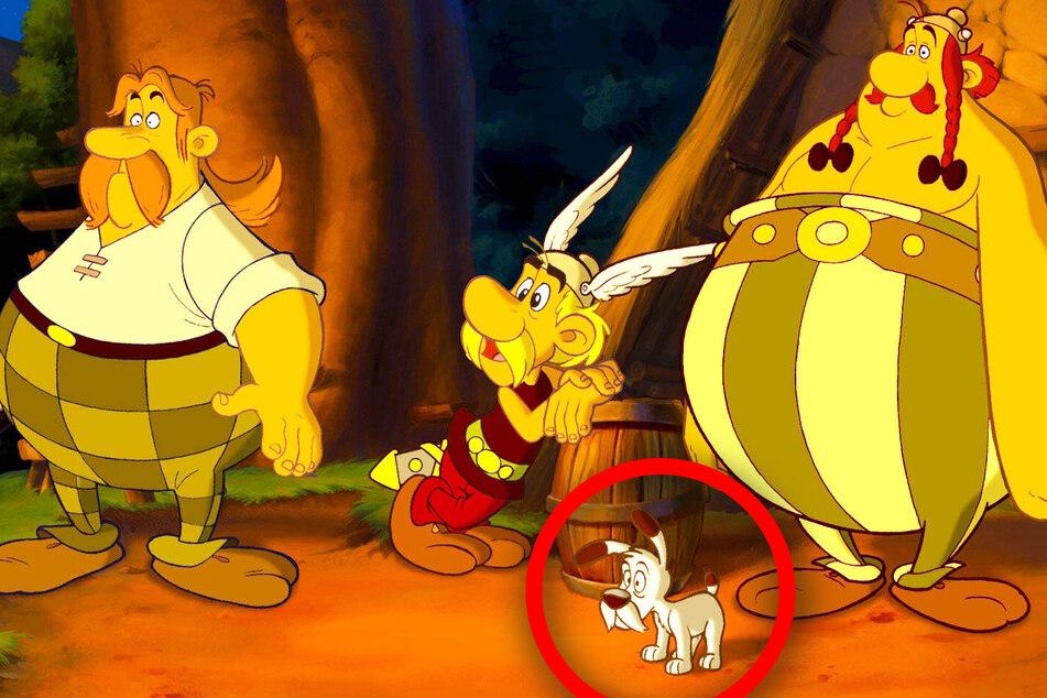 Asterix-Hund Idefix bekommt eine eigene TV-Serie!