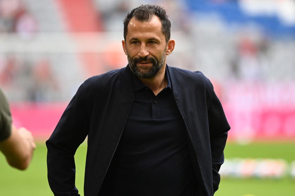 """Bayerns Sportvorstand Hasan Salihamidžić (44) hätte """"CHO"""" auch gerne gehabt."""