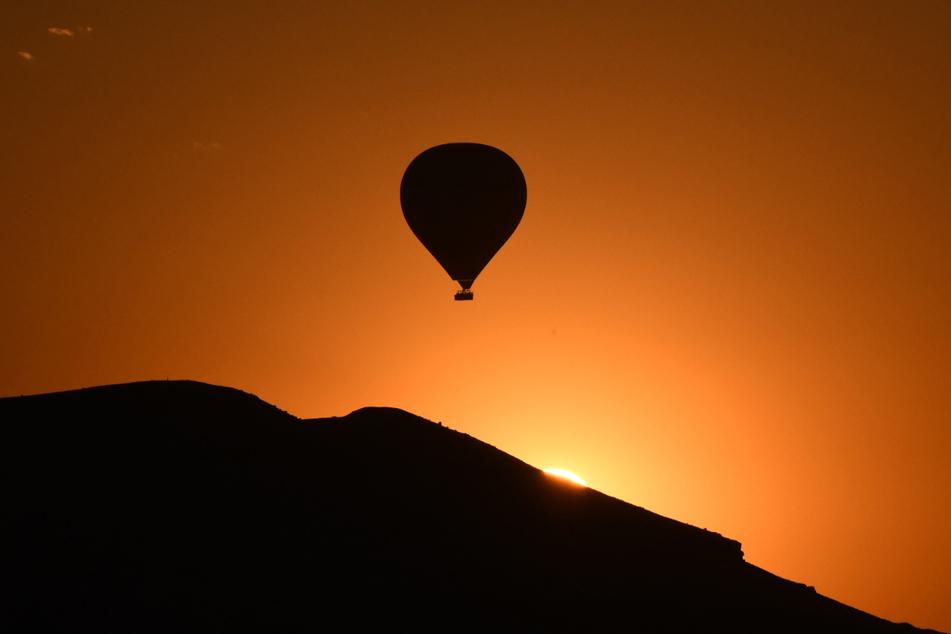 Nach seiner Jungfernfahrt soll der Ballon in ganz Deutschland genutzt werden. (Symbolbild)