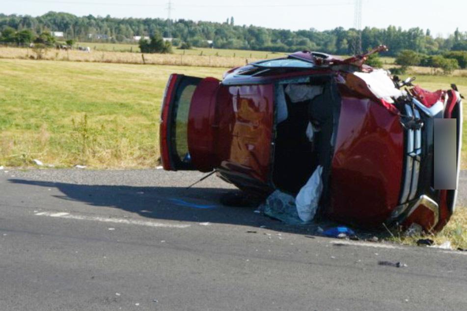 Zwei schwer Verletzte bei Frontal-Crash im Main-Kinzig-Kreis
