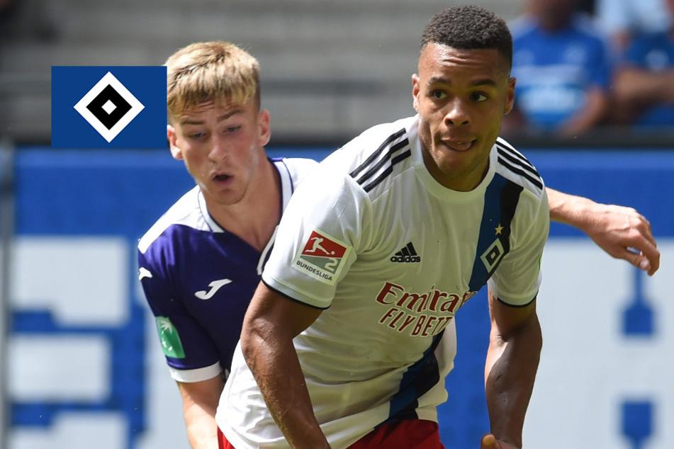 Nach Wadenbeinbruch: HSV-Profi Gyamerah ist zurück!