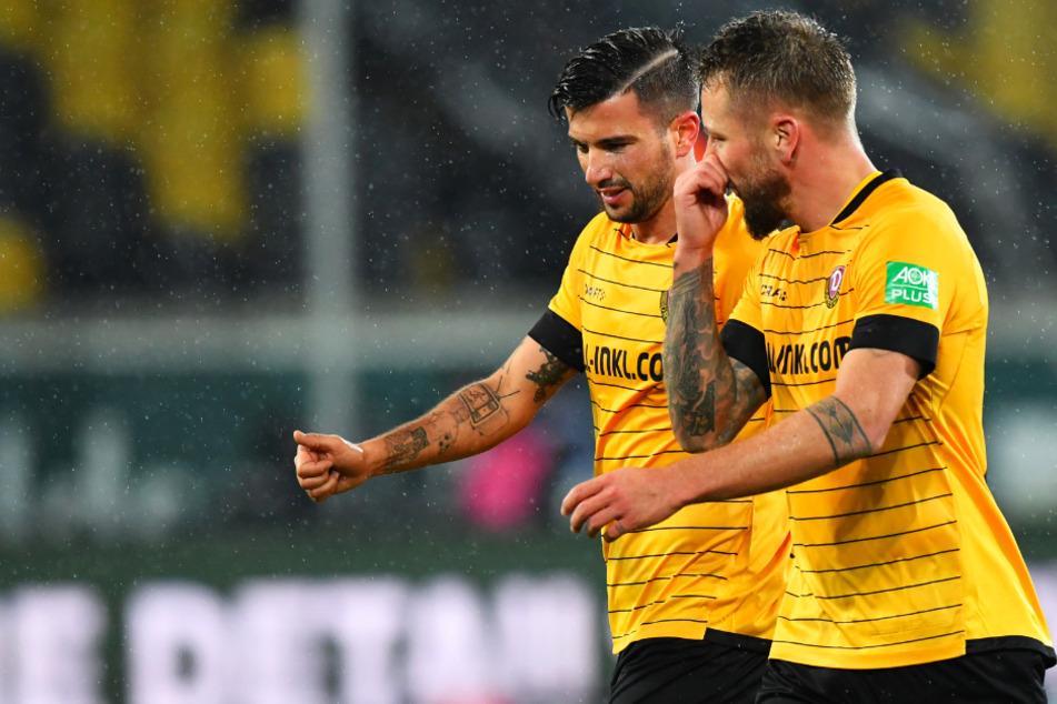 Zuletzt beide vereinslos, nun jeweils einen neuen Klub gefunden: Marco Terrazzino (29, l.) und Patrick Ebert (33) haben nach Ablauf der Transferperiode doch noch einen neuen Job bekommen.