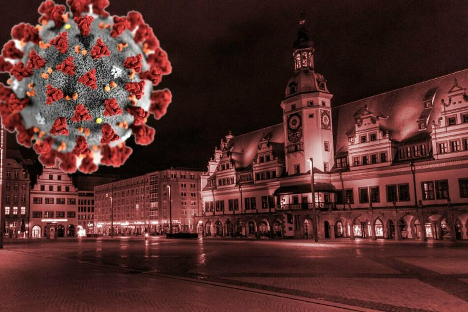 Das Coronavirus wütet auch in Leipzig.