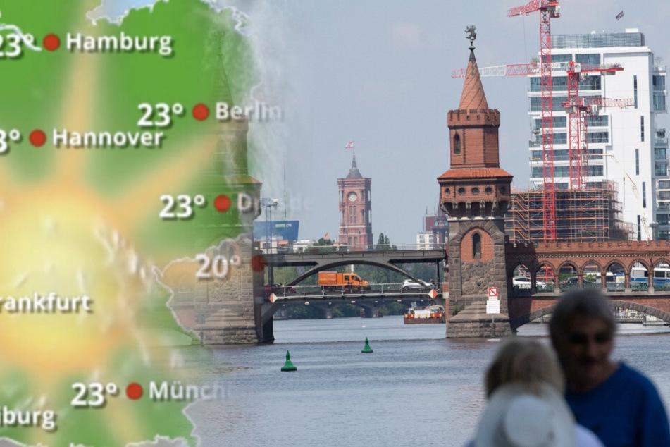 Jetzt kommt der Sommer: Knackt Berlin die 30 Grad?