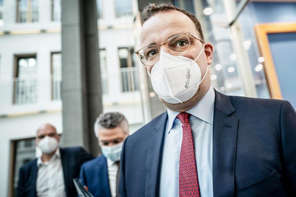 Jens Spahn: Impfungen für alle in erster Juni-Hälfte