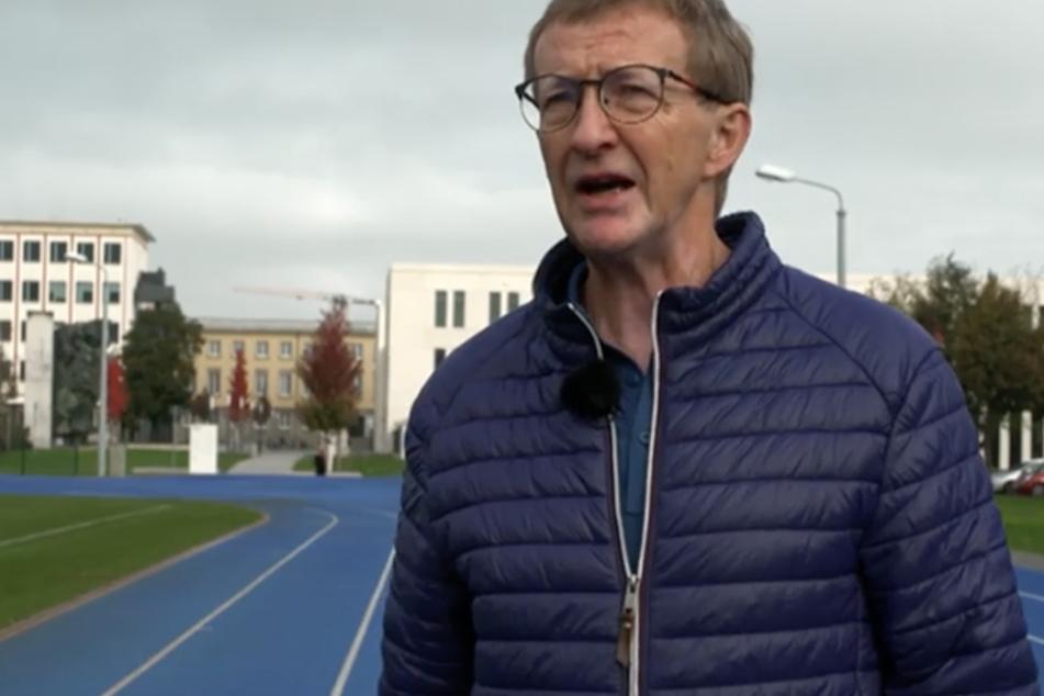 Hans-Albrecht Kühne (65) leidet noch heute an den Folgen der damaligen Experimente.