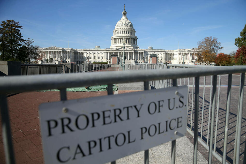 DC police to enhance security as Congress prepares to certify election