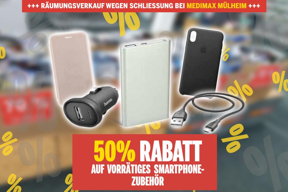 Räumungsverkauf bei MEDIMAX Mülheim