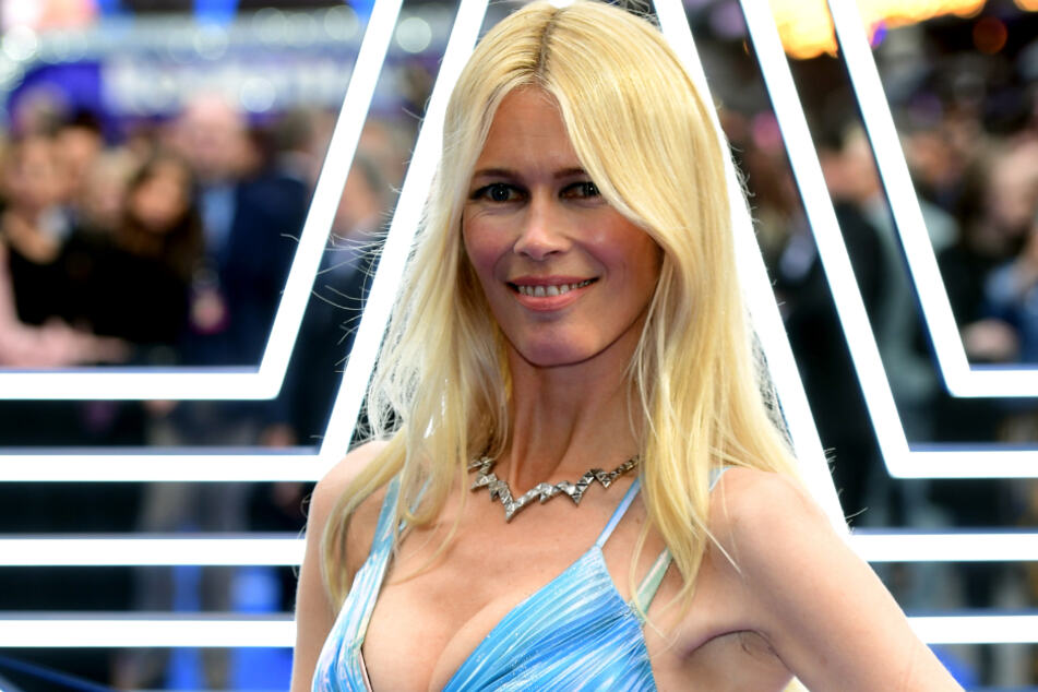 Alle wollten ihre Höschen: Claudia Schiffer überrascht mit Geständnis