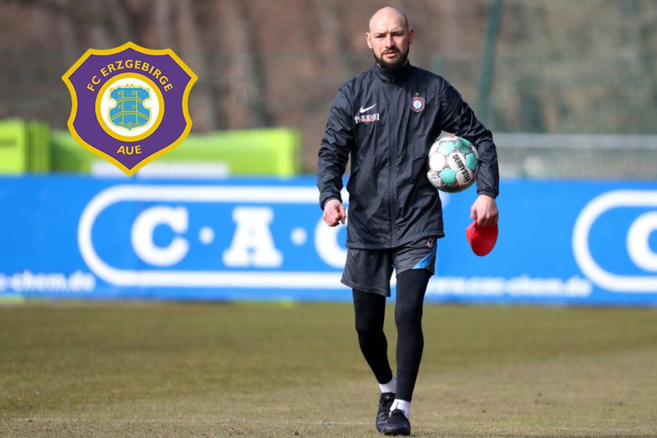 FC Erzgebirge Aue: Erneute OP bei Cacutalua, aber Riese vor Comeback!