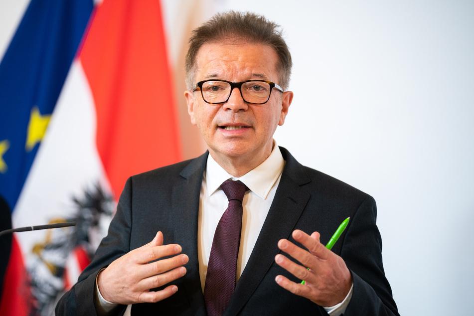 Österreichs Gesundheitsminister Rudolf Anschober.