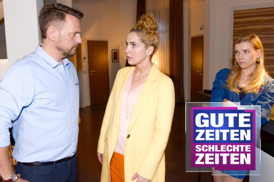 GZSZ: Fremdgeh-Drama bei GZSZ eskaliert: Robert schlägt auf Leon ein!