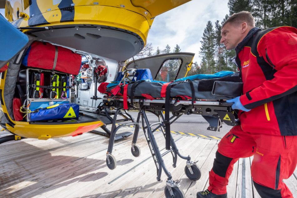 Luftrettung für Corona-Patienten: Wie gut ist Deutschland aufgestellt?