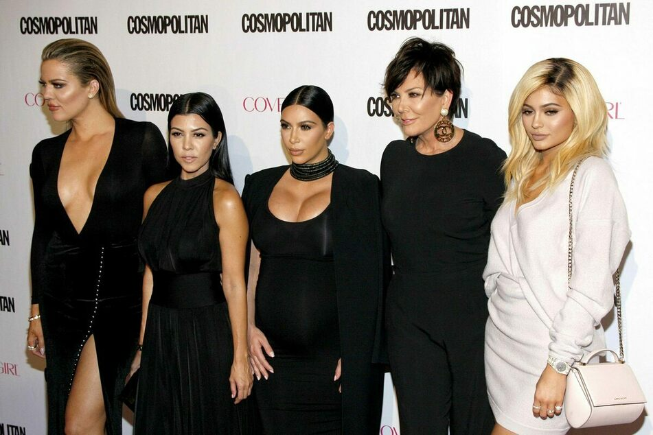 The Kardashians have become the first family of reality TV.