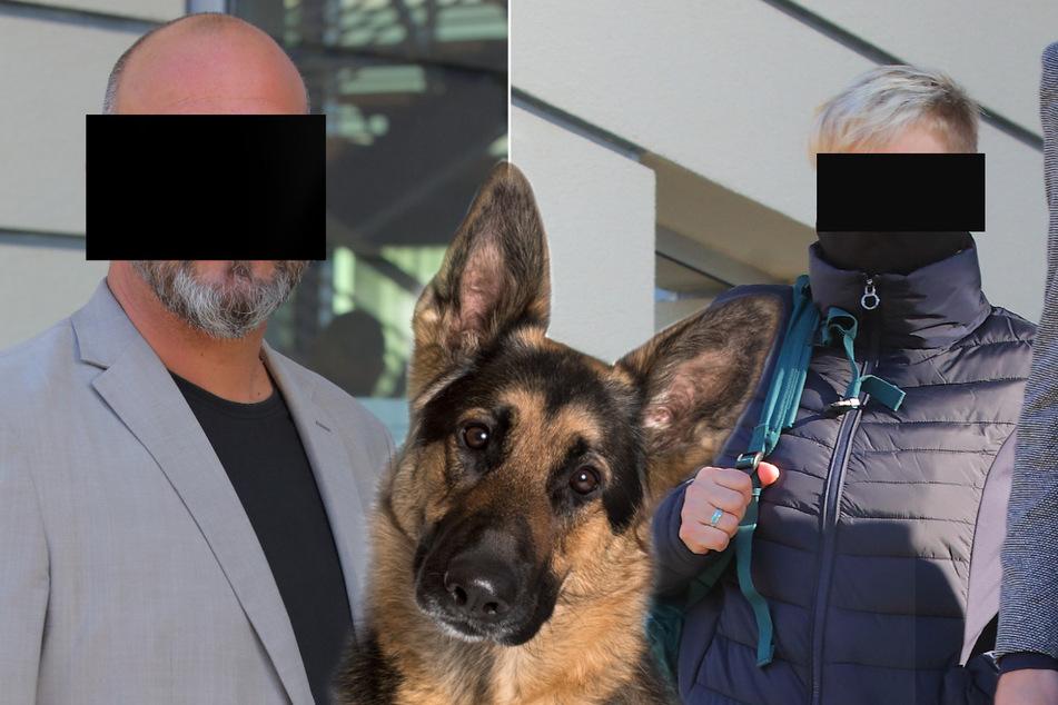 Prügel-Vorwürfe gegen Bundespolizistin: Was geschah auf dem Hunde-Übungsplatz?