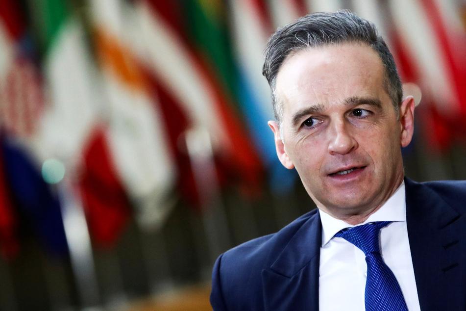 Bundesaußenminister Heiko Maas (54, SPD) ist großer HSV-Fan.