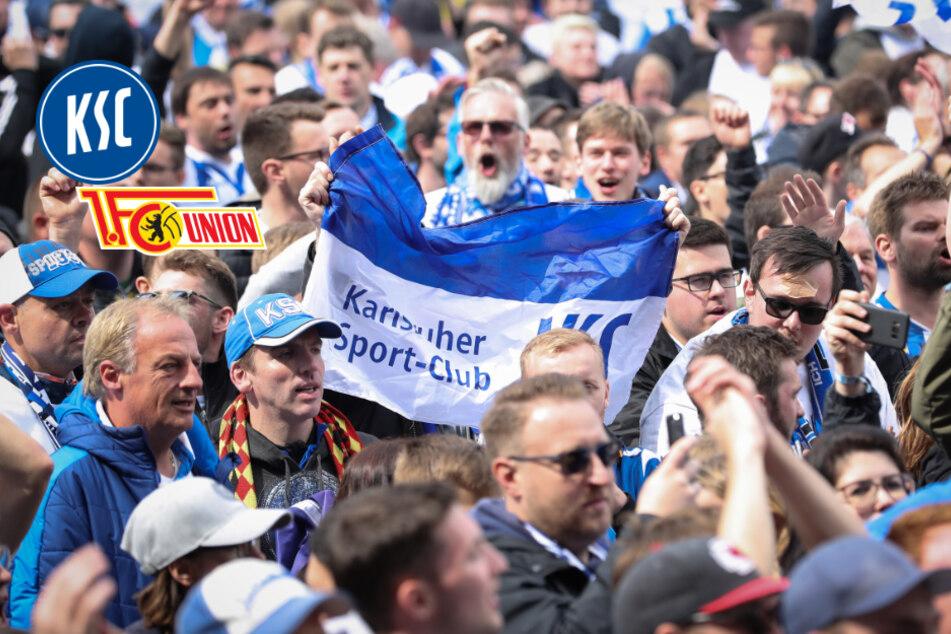 Karlsruher SC will gegen Union Berlin im DFB-Pokal vor Fans spielen