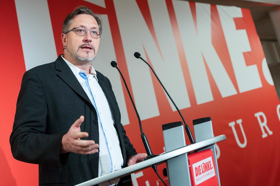 Jörg Schindler, Bundesgeschäftsführer der Partei Die Linke.