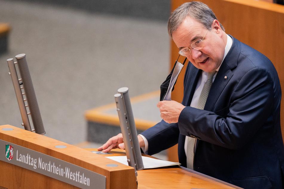 Armin Laschet (CDU), Ministerpräsident von NRW, fordert für Januar neue Corona-Konzepte.