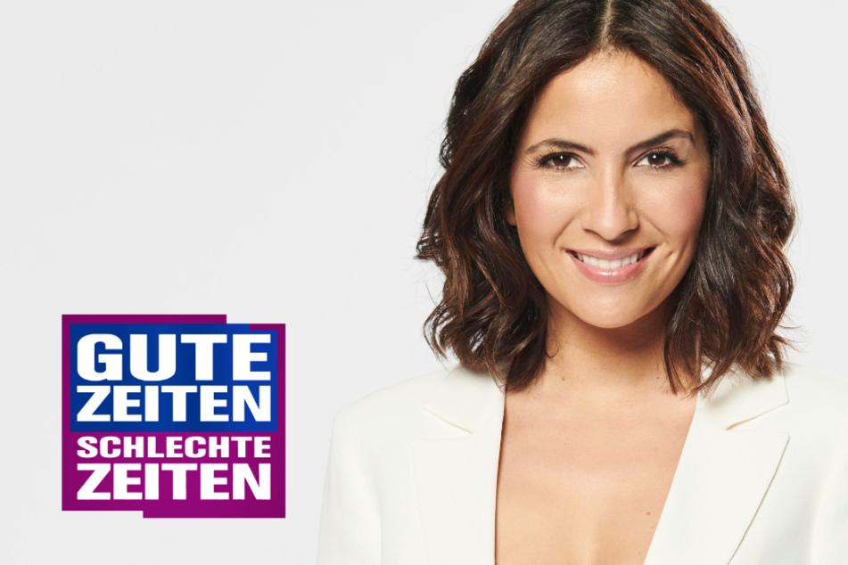 Berlin: GZSZ-Hammer nach Baby-Pause: Chryssanthi Kavazi kündigt Laura-Comeback an