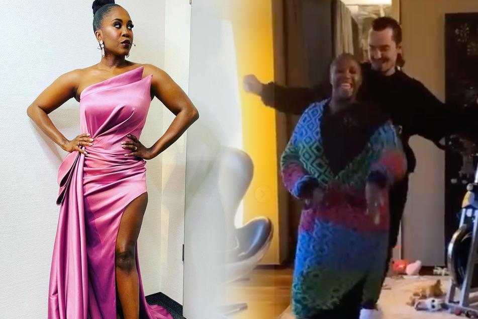 Frankfurt: Motsi Mabuse sorgt mit süßem Tanz-Video für gute Laune