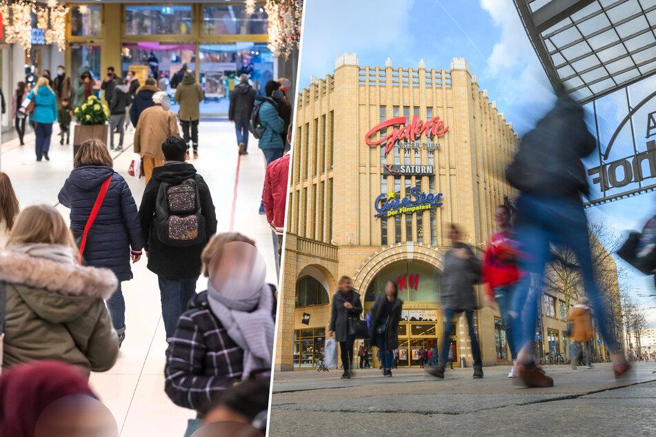 Chemnitz startet Online-Umfrage: Wie gern shoppt Ihr in der City?