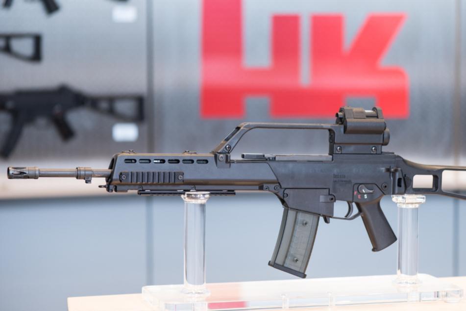 Verschuldeter Waffenhersteller Heckler & Koch wehrt sich gegen Sturmgewehr-Entscheidung der Bundeswehr