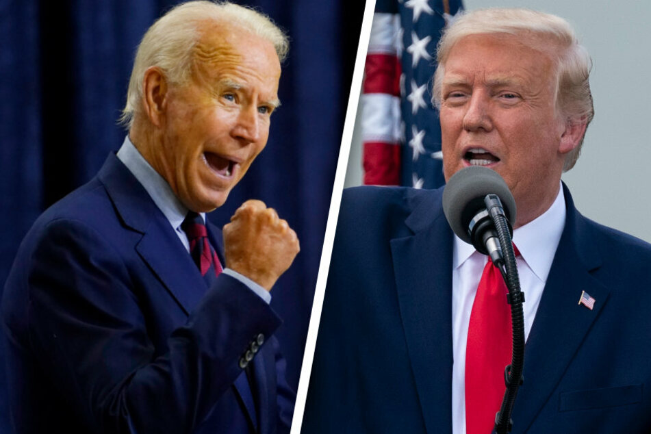 Donald Trump vs. Joe Biden: two candidates, two radically different visions