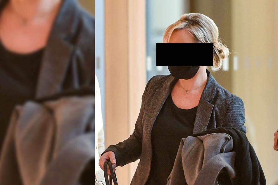 Tanja W. (44) musste sich wegen Betruges verantworten. Der Richter stellte das Verfahren aber ein.