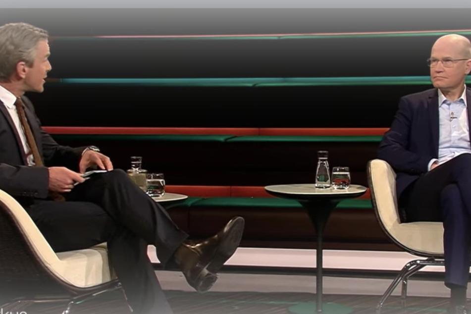 Markus Lanz (51) hatte Ralph Brinkhaus (52, CDU) zu Gast - der Politiker saß wie in einer Zange gefangen - versuchte zu argumentieren - das gelang ihm nicht.