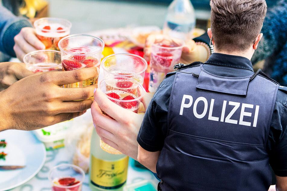 Sachse schenkt Kindern Alkohol aus: Polizei misst abenteuerliche Promillewerte!