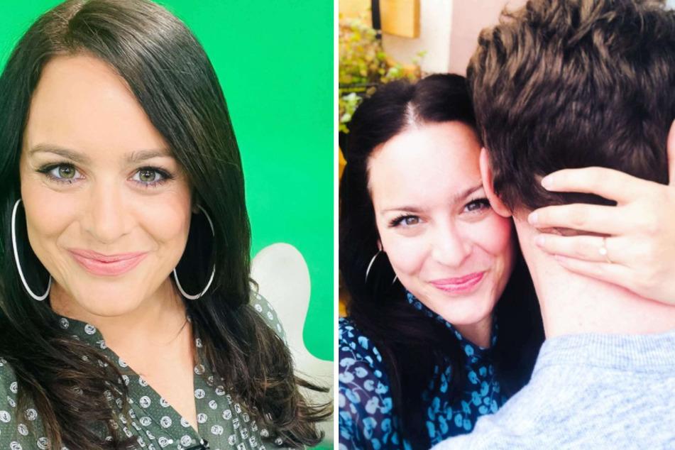 Nach Planungs-Chaos wegen Corona: Explosiv-Moderatorin Leonie Koch hat geheiratet