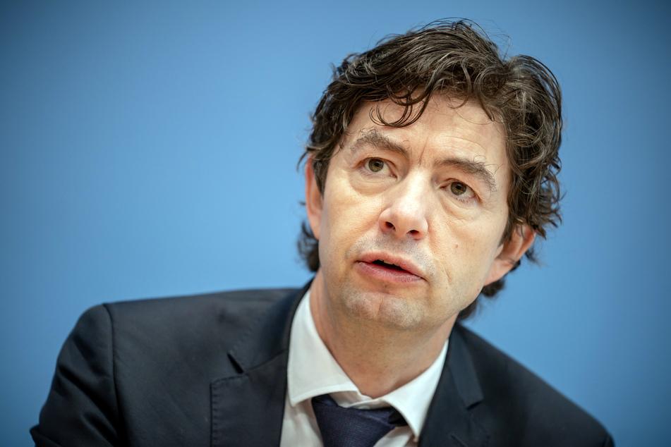 Christian Drosten (48), Direktor Institut für Virologie an der Charité Berlin.