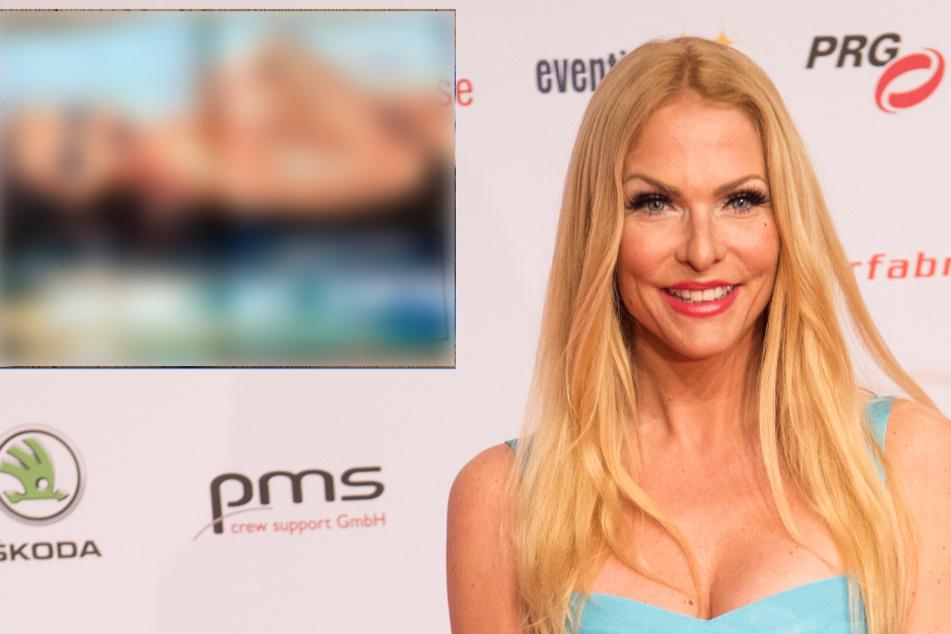 Fans aus dem Häuschen: Sonya Kraus postet Nacktfoto!